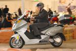 IO-scooter und Vectrix