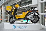 Grogg Post e-scooter